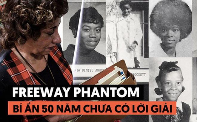 """""""Bóng ma Đường cao tốc"""": Án mạng hàng loạt đầu tiên ở Washington, 6 thiếu nữ da màu bị sát hại dã man và đến giờ vẫn chưa được giải quyết"""