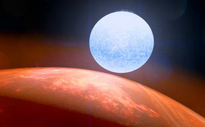 Phát hiện hành tinh xuyên không nặng gấp 922 lần Trái Đất