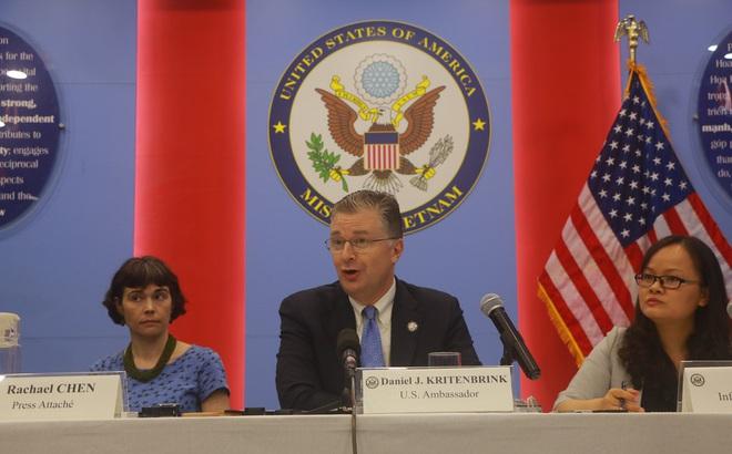Hợp tác an ninh quốc phòng Việt – Mỹ đang diễn ra mạnh mẽ