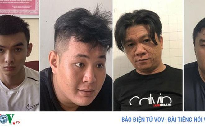 Nhóm thanh niên bắn chết cô gái ở Tây Ninh sa lưới