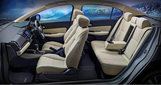 Chính thức chốt ngày ra mắt chiếc Honda City thế hệ mới, giá hơn 300 triệu đồng - Ảnh 3.