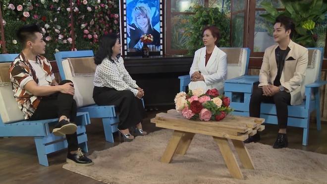 Mẹ ruột TiTi nhóm HKT: Ngày nó về nhà, tôi không nhận ra nổi đây là con mình - Ảnh 1.
