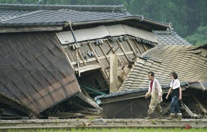 Trung Quốc: Mưa lớn không dứt, lũ lụt dồn dập, người chết gia tăng - ảnh 2