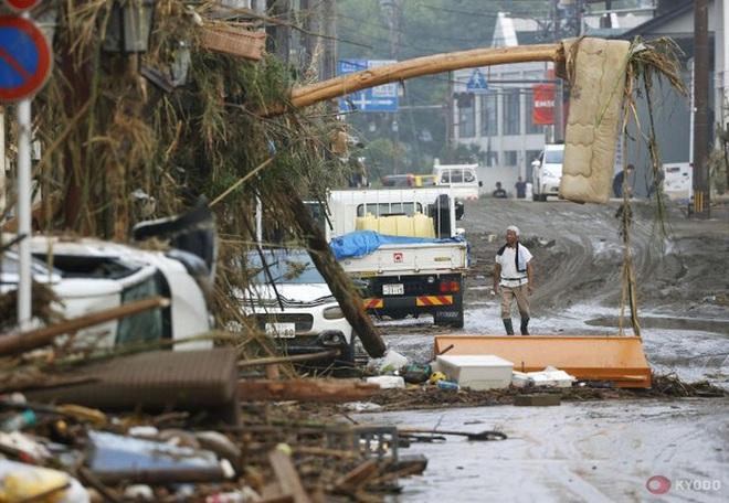 Trung Quốc: Mưa lớn không dứt, lũ lụt dồn dập, người chết gia tăng - ảnh 3