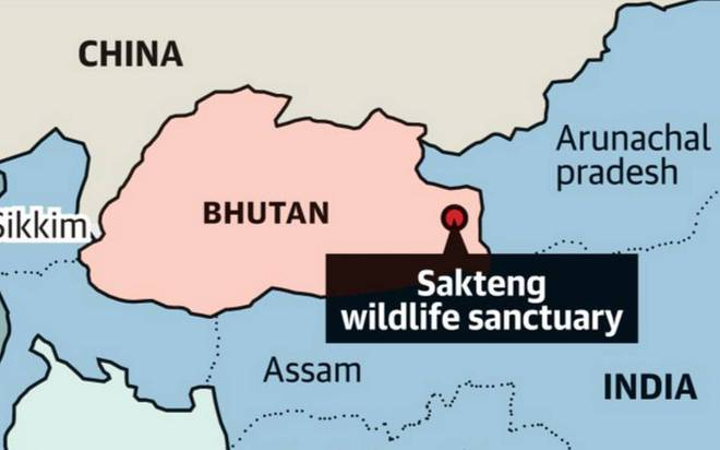 Khu đất bình thường của đồng minh Ấn Độ bị TQ nhòm ngó: Bắc Kinh bóng gió dằn mặt New Delhi? - Ảnh 1.