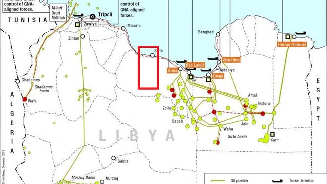 Phòng không Thổ chết đứng ở Khmeimim của Libya: Ai đã giăng thế trận luồn sâu đánh hiểm? - Ảnh 2.