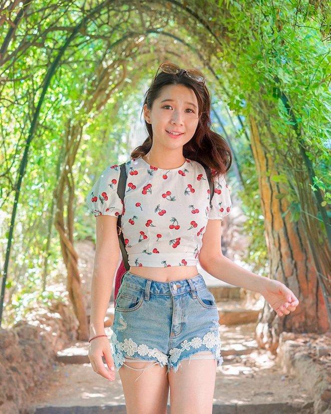 Con gái tỷ phú Hong Kong - 26 tuổi, cao 1m57 gây xôn xao khi tham gia thi hoa hậu - Ảnh 13.