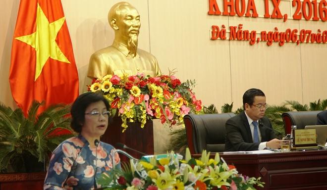 Đà Nẵng phản đối cái gọi là quận Nam Sa, quận Tây Sa của Trung Quốc - Ảnh 1.