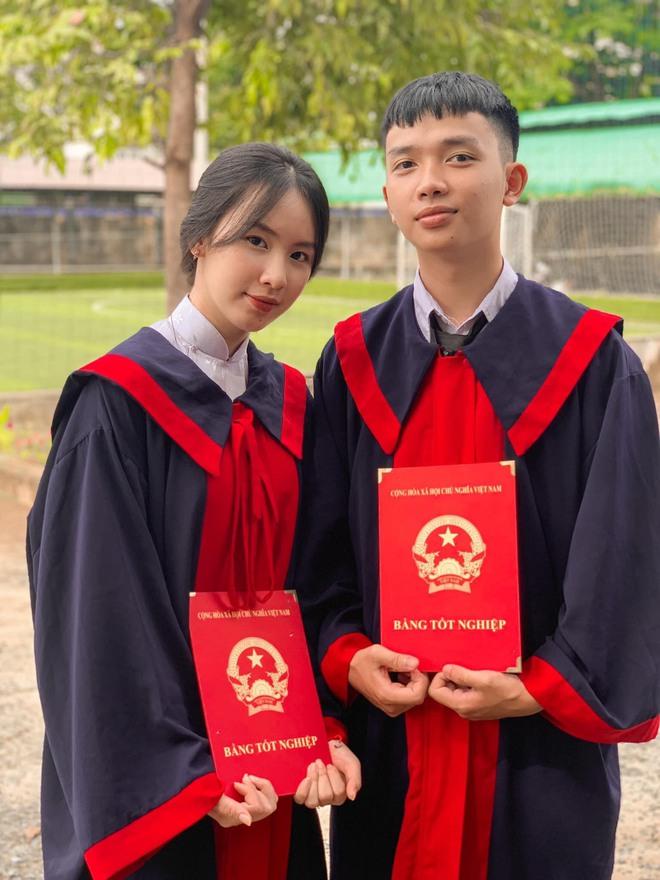 """Chuyện tình lãng mạn của cặp đôi """"thanh mai trúc mã"""" học cùng từ lớp 1 tới khi tốt nghiệp cấp 3 - Ảnh 2."""