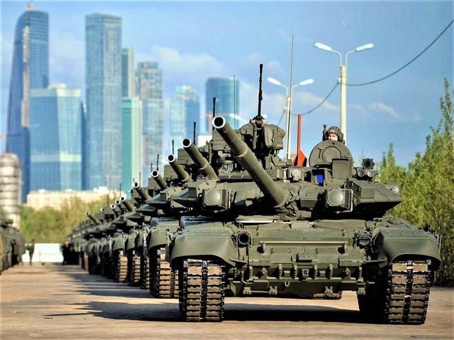"""Lý do Ai Cập """"chấm"""" xe tăng bay T-90MS của Nga - Ảnh 1."""