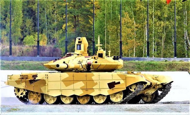 """Lý do Ai Cập """"chấm"""" xe tăng bay T-90MS của Nga - Ảnh 2."""