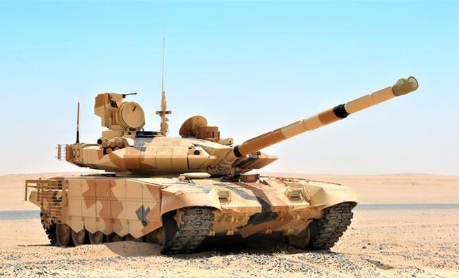 """Lý do Ai Cập """"chấm"""" xe tăng bay T-90MS của Nga - Ảnh 3."""