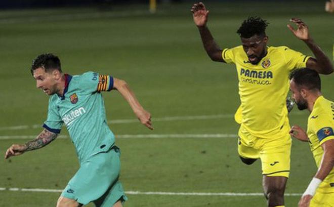 Messi kiến tạo, Griezmann ghi bàn giúp Barca thắng đậm Villarreal
