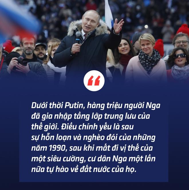 Thông qua sửa đổi hiến pháp, người Nga trao cho Tổng thống Putin sứ mệnh lịch sử - Ảnh 4.