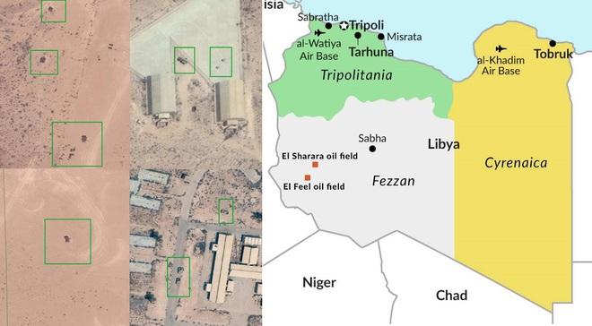 Bị tiêm kích lạ chọc gậy bánh xe ở Libya, PK Thổ cay đắng nhận ra điểm yếu chí tử? - Ảnh 3.