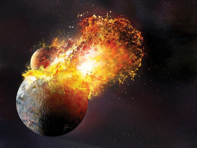 Bất ngờ với vật thể không gian sinh ra từ lõi Trái Đất - Ảnh 1.
