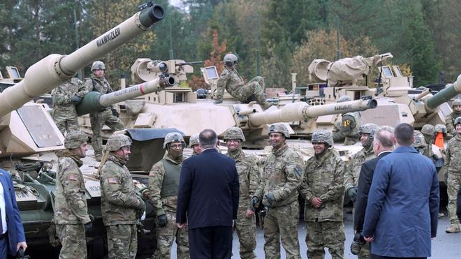 Hé lộ chi phí duy trì quân đội Mỹ ở Đức trong 10 năm qua - ảnh 4