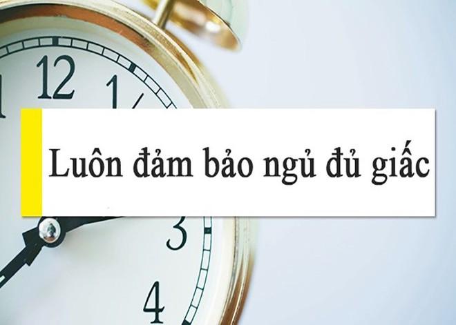 15 mẹo đơn giản để có giấc ngủ ngon mỗi ngày - Ảnh 1.