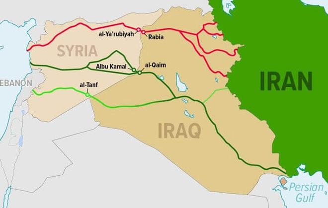 NÓNG: Quân đội Syria phục kích đệ của Mỹ gần căn cứ al-Tanf, nín thở chờ đòn thù? - Ảnh 4.