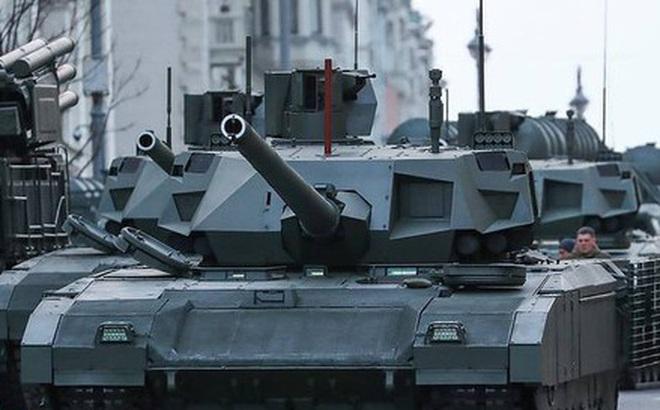 Nga chào bán siêu tăng T-14 Armata cho các đối tác nước ngoài