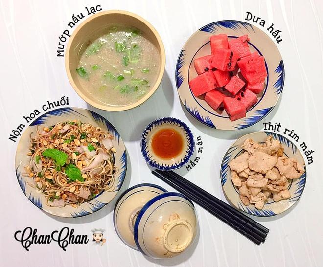 Khoe 30 mâm cơm chuẩn nhanh-ngon-bổ-rẻ, vợ đảm Hà Nội tiết lộ cả bí quyết nấu ăn thần tốc khiến hội chị em trầm trồ - ảnh 10