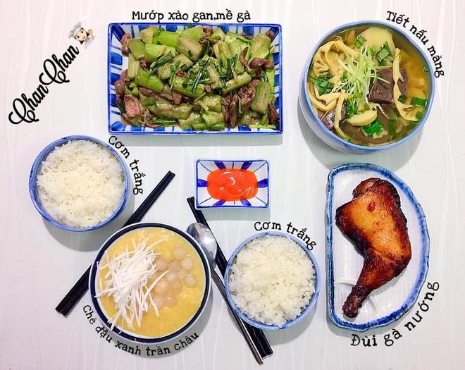 Khoe 30 mâm cơm chuẩn nhanh-ngon-bổ-rẻ, vợ đảm Hà Nội tiết lộ cả bí quyết nấu ăn thần tốc khiến hội chị em trầm trồ - ảnh 15
