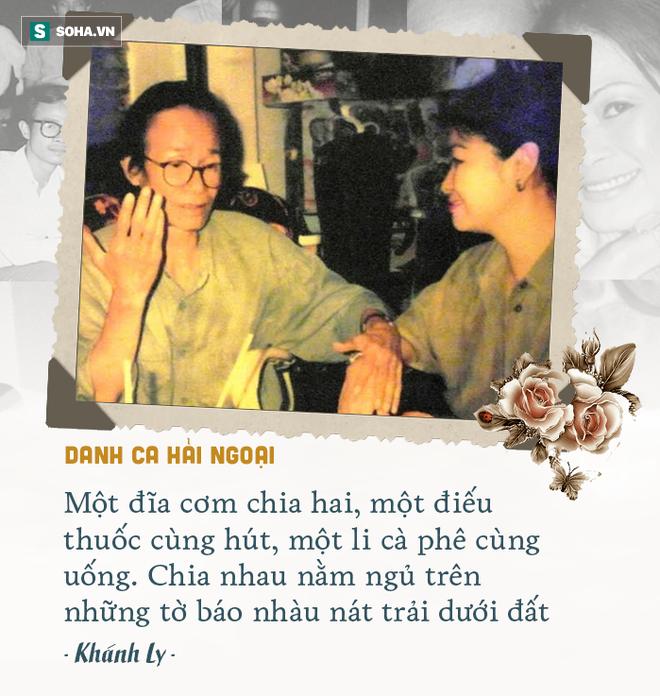 Cuộc gặp định mệnh và tình yêu kỳ lạ Khánh Ly dành cho Trịnh Công Sơn - Ảnh 8.