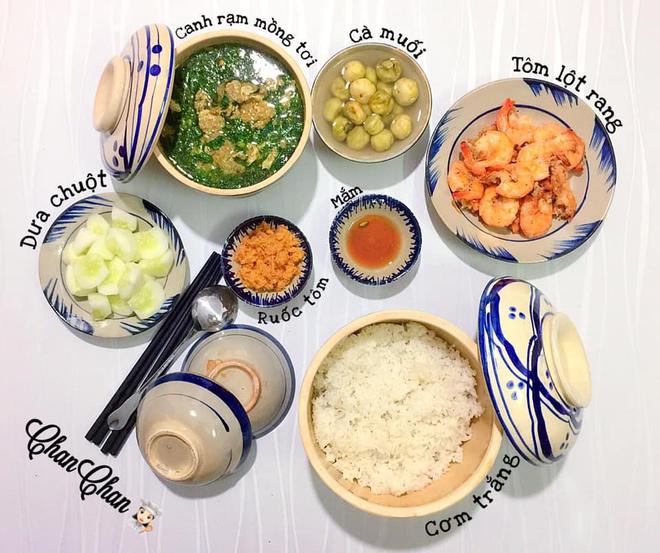 Khoe 30 mâm cơm chuẩn nhanh-ngon-bổ-rẻ, vợ đảm Hà Nội tiết lộ cả bí quyết nấu ăn thần tốc khiến hội chị em trầm trồ - ảnh 6
