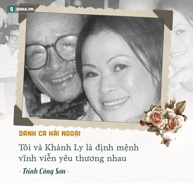 Cuộc gặp định mệnh và tình yêu kỳ lạ Khánh Ly dành cho Trịnh Công Sơn - Ảnh 12.