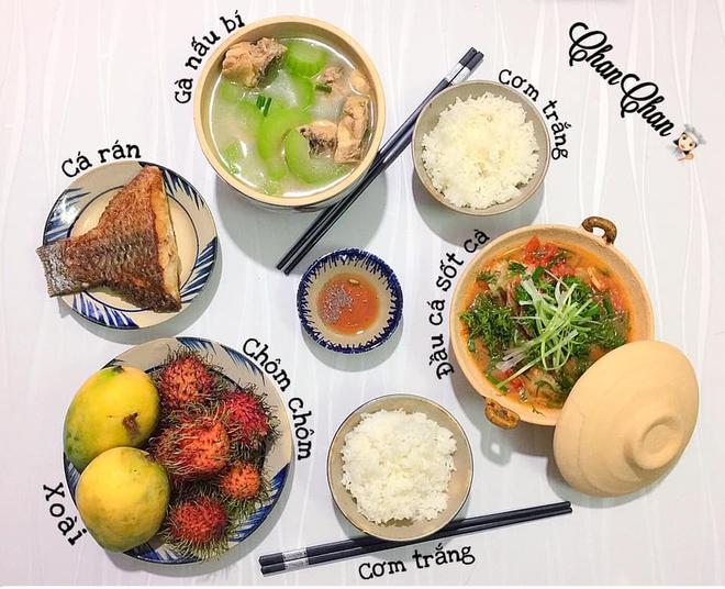 Khoe 30 mâm cơm chuẩn nhanh-ngon-bổ-rẻ, vợ đảm Hà Nội tiết lộ cả bí quyết nấu ăn thần tốc khiến hội chị em trầm trồ - ảnh 9