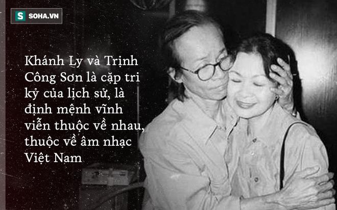 Cuộc gặp định mệnh và tình yêu kỳ lạ Khánh Ly dành cho Trịnh Công Sơn - Ảnh 19.
