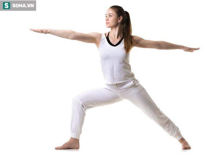 7 động tác thể dục siêu hiệu quả cho bộ ngực đẹp: Căng tròn, săn chắc, nâng cao tự nhiên - Ảnh 1.