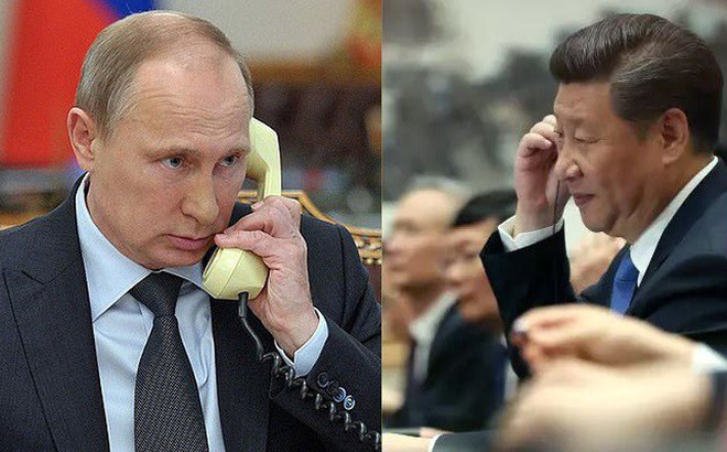 Lãnh đạo Nga-Trung ủng hộ lẫn nhau phản đối can thiệp từ bên ngoài