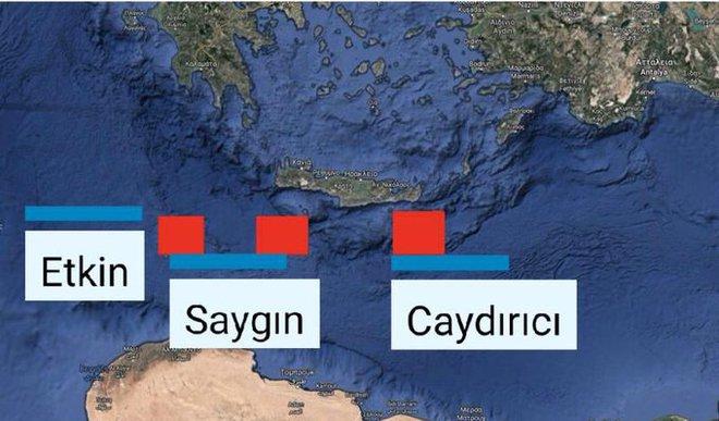 Không quân, hải quân Thổ ồ ạt áp sát Libya, Ai Cập sẵn sàng quyết chiến - Ảnh 1.