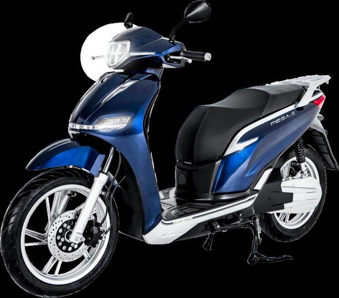 Mẫu xe giống với Honda SH nhưng giá bằng 1/3 bán ngược lại cho thị trường Trung Quốc - Ảnh 1.