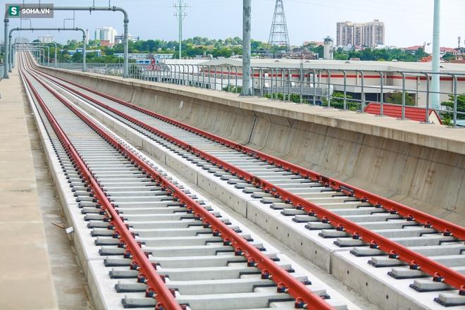 [ẢNH] Hình dáng ga metro khu Công Nghệ Cao lộ diện sau 8 năm xây dựng - Ảnh 8.