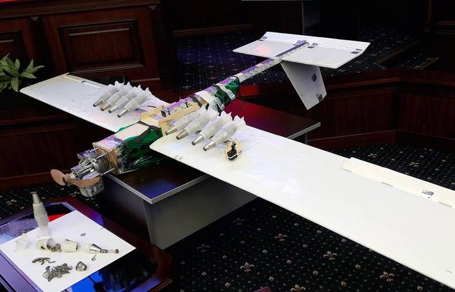Israel có thuốc đặc trị căn bệnh khiến Nga mất ăn mất ngủ: UAV cảm tử hết đường tác quái - Ảnh 1.