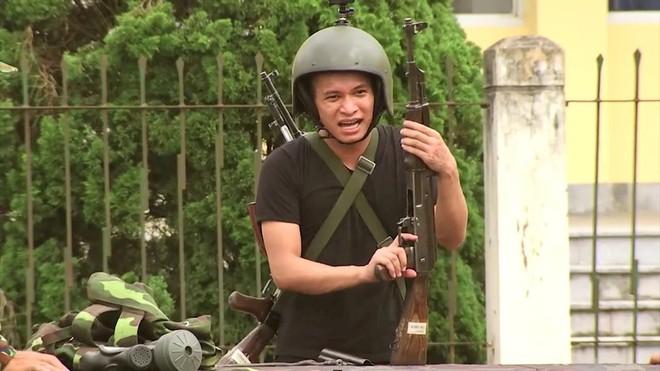 Hoa khôi Hà Vũ tham gia gameshow Xạ thủ đua tài - Ảnh 3.