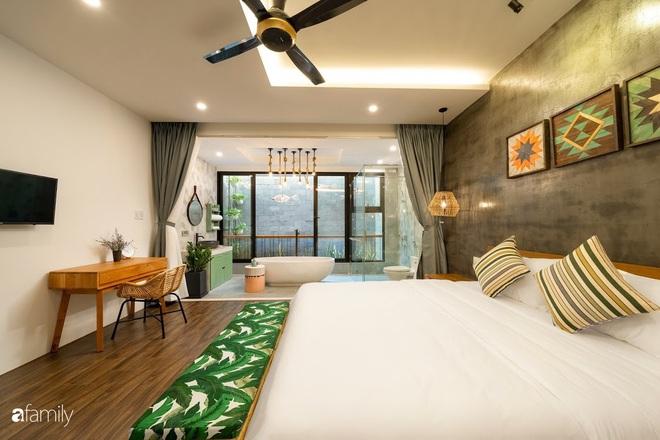 Với chi phí 3 tỉ đồng, gia đình trẻ hoàn thiện căn nhà với nội thất theo tiêu chuẩn khách sạn 4 sao ở Hội An - Ảnh 5.