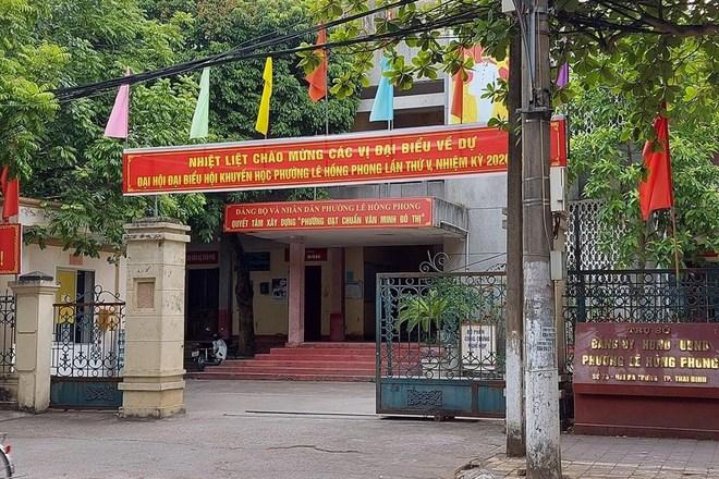 Vụ vợ thuê người đánh cán bộ tư pháp, cựu Chủ tịch phường ở Thái Bình xin dừng quan lộ - Ảnh 1.