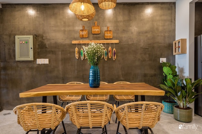 Với chi phí 3 tỉ đồng, gia đình trẻ hoàn thiện căn nhà với nội thất theo tiêu chuẩn khách sạn 4 sao ở Hội An - Ảnh 16.