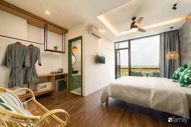 Với chi phí 3 tỉ đồng, gia đình trẻ hoàn thiện căn nhà với nội thất theo tiêu chuẩn khách sạn 4 sao ở Hội An - Ảnh 4.