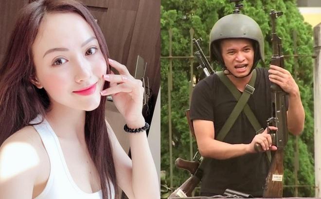 """Hoa khôi Hà Vũ tham gia gameshow """"Xạ thủ đua tài"""""""