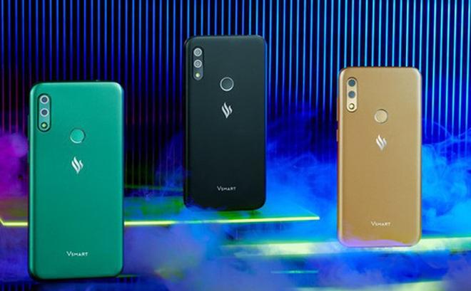 Vsmart Star 4 chính thức ra mắt: CPU Helio P35, camera kép, pin 3500mAh, Android 10, giá từ 2.19 triệu đồng