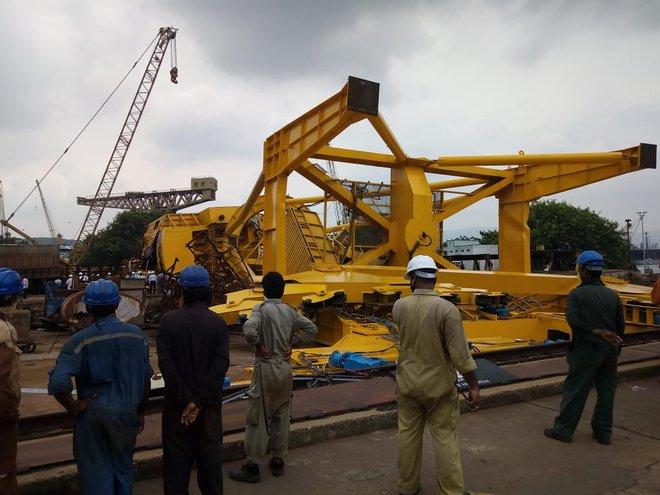 Tai nạn thảm khốc, thương vong tăng nhanh tại Nhà máy Hindustan - HQ Ấn Độ ảnh hưởng nặng - Ảnh 4.