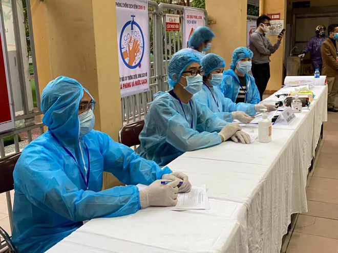 PGS.TS Trần Như Dương: Tổ công tác làm ngày làm đêm hoàn thành hàng nghìn mẫu xét nghiệm - Ảnh 1.