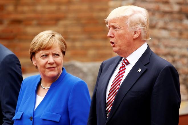 Mỹ rút 12.000 quân khỏi Đức: Tổng thống Trump trừng phạt bà Merkel, trao quà cho ông Putin? - ảnh 4