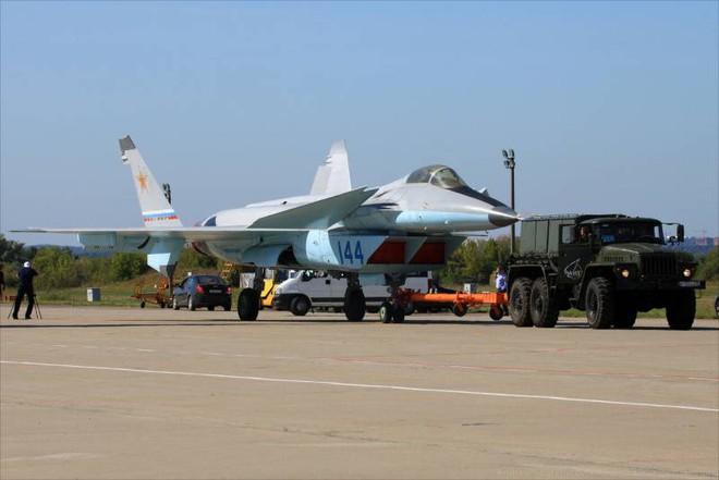 Con lai của Su và MiG, tiêm kích thế hệ 6 của Nga sẽ thế nào: Chấp tất mọi đối thủ? - Ảnh 5.