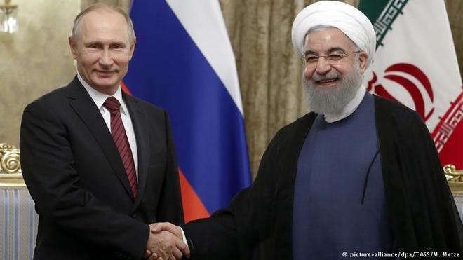 """Chiến sự Syria: Mỹ có thể """"xé rào"""" quan hệ khăng khít của Nga-Iran cho toan tính ở Syria? - Ảnh 2."""