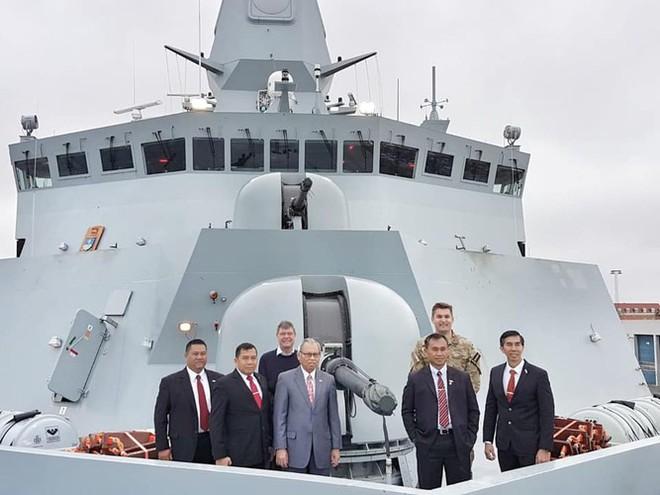 Indonesia mua 2 tàu khu trục hàng khủng - Soái hạm đỉnh nhất ĐNÁ: Đối phó Trung Quốc? - Ảnh 4.
